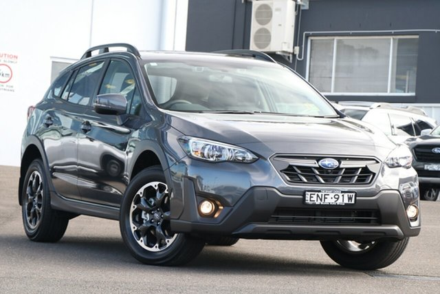 Demo Subaru XV G5X MY21 2.0i Premium Lineartronic AWD Brookvale, 2021 Subaru XV G5X MY21 2.0i Premium Lineartronic AWD Magnetite Grey 7 Speed Constant Variable Wagon