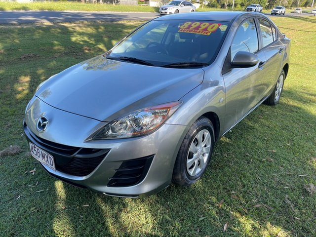 Used Mazda 3 BL10F1 MY10 Neo Activematic Clontarf, 2010 Mazda 3 BL10F1 MY10 Neo Activematic Silver 5 Speed Sports Automatic Sedan