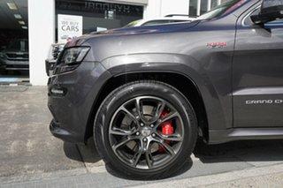 2016 Jeep Grand Cherokee WK MY16 SRT Grey 8 Speed Sports Automatic Wagon.