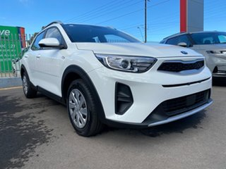 2021 Kia Stonic YB MY21 S FWD Clear White 6 Speed Automatic Wagon.