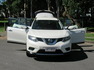 2016 Nissan X-Trail T32 ST X-tronic 4WD White 7 Speed Constant Variable Wagon