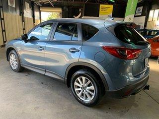 2016 Mazda CX-5 MY15 Maxx Sport (4x4) Blue 6 Speed Automatic Wagon.
