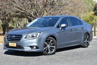 2015 Subaru Liberty B6 MY16 2.5i CVT AWD Premium Grey 6 Speed Constant Variable Sedan.