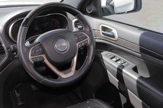 2015 Jeep Grand Cherokee WK MY15 Overland (4x4) White 8 Speed Automatic Wagon