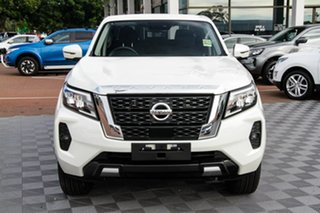 2021 Nissan Navara D23 MY21 ST-X White Diamond 7 Speed Sports Automatic Utility.