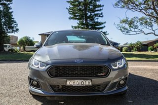 2015 Ford Falcon FG X XR8 Grey 6 Speed Manual Sedan
