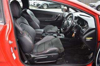 2014 Kia Pro_ceed JD MY15 GT Red 6 Speed Manual Hatchback