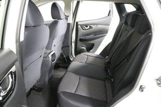 2014 Nissan Qashqai J11 TS White Continuous Variable Wagon