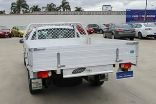 2014 Ford Falcon FG MkII EcoLPi Super Cab White 6 Speed Automatic Cab Chassis