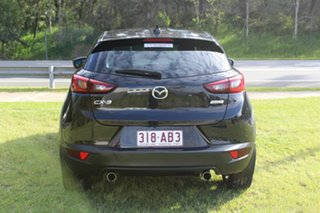 2017 Mazda CX-3 DK2W76 sTouring SKYACTIV-MT Black 6 Speed Manual Wagon