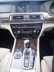 2011 BMW 740i F01 MY11 Black Magic 6 Speed Auto Steptronic Sedan