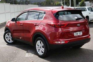 2017 Kia Sportage QL MY18 Si 2WD Red 6 Speed Sports Automatic Wagon.