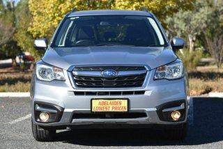 2018 Subaru Forester S4 MY18 2.5i-L CVT AWD Silver 6 Speed Constant Variable Wagon.