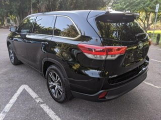 2018 Toyota Kluger GSU55R GX AWD Black 8 Speed Sports Automatic Wagon