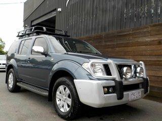 2006 Nissan Pathfinder R51 ST-L Grey 5 Speed Sports Automatic Wagon.