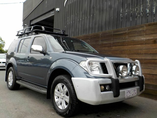 Used Nissan Pathfinder R51 ST-L Labrador, 2006 Nissan Pathfinder R51 ST-L Grey 5 Speed Sports Automatic Wagon