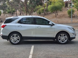 2018 Holden Equinox EQ MY18 LTZ FWD Silver 9 Speed Sports Automatic Wagon