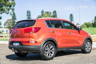 2015 Kia Sportage SL MY14 Si 2WD Premium Orange 6 Speed Sports Automatic Wagon