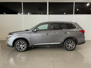2017 Mitsubishi Outlander ZK MY17 LS 2WD Grey 6 Speed Constant Variable Wagon