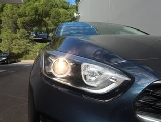 2018 Kia Cerato BD MY19 S Blue 6 Speed Sports Automatic Hatchback.