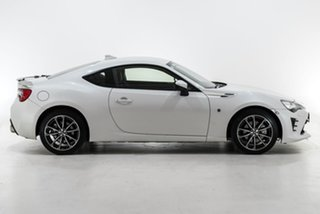 2020 Toyota 86 ZN6 GTS White 6 Speed Sports Automatic Coupe