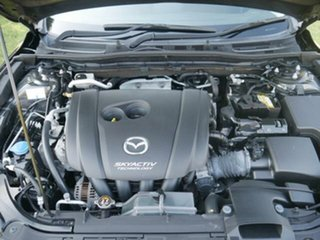 2016 Mazda 3 BM MY15 Maxx 6 Speed Automatic Hatchback