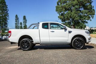2019 Ford Ranger PX MkIII 2019.00MY XLT White 10 Speed Sports Automatic Super Cab Pick Up