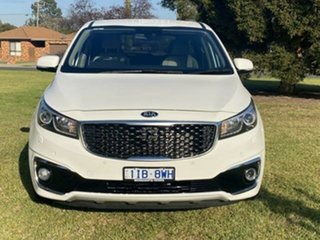 2015 Kia Carnival YP Platinum 6 Speed Automatic Wagon.