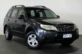 2011 Subaru Forester S3 MY11 X AWD Grey 4 Speed Sports Automatic Wagon.