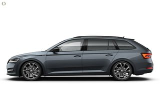 2020 Skoda Superb NP MY21 206TSI DSG SportLine Grey 6 Speed Sports Automatic Dual Clutch Wagon.