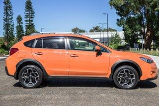 2014 Subaru XV G4X MY14 2.0i-S Lineartronic AWD Orange 6 Speed Constant Variable Wagon