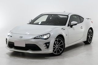 2020 Toyota 86 ZN6 GTS White 6 Speed Sports Automatic Coupe.