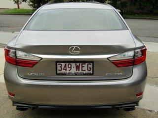 2016 Lexus ES GSV60R ES350 Sports Luxury Silver 6 Speed Sports Automatic Sedan.