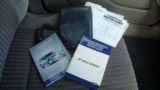 2009 Ford Falcon BF Mk III XT Blue 4 Speed Sports Automatic Wagon