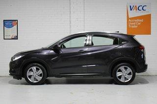 2019 Honda HR-V MY19 VTi-S Grey 1 Speed Constant Variable Hatchback