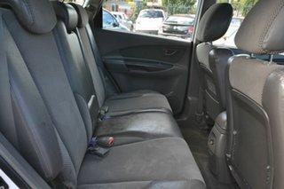 2007 Hyundai Tucson MY07 City Elite White 4 Speed Automatic Wagon
