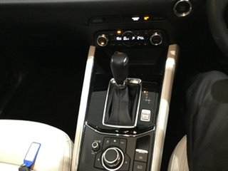 2017 Mazda CX-5 KF4WLA GT SKYACTIV-Drive i-ACTIV AWD Deep Crystal Blue/kf 6 Speed Sports Automatic