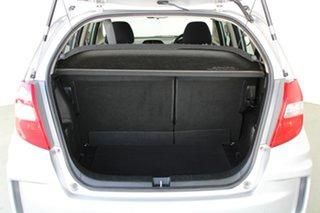 2012 Honda Jazz GE MY12 VTi Alabaster Silver 5 Speed Automatic Hatchback