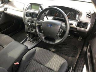 2009 Ford Falcon FG R6 White 5 Speed Auto Seq Sportshift Cab Chassis