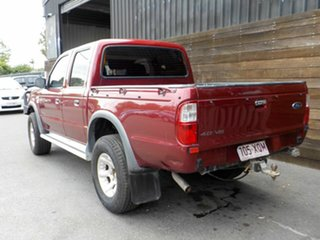 2006 Ford Courier PH (Upgrade) GL Crew Cab 4x2 Red 5 Speed Automatic Utility
