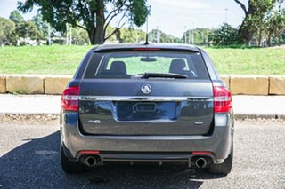 2017 Holden Commodore VF II MY17 SV6 Sportwagon Grey 6 Speed Sports Automatic Wagon