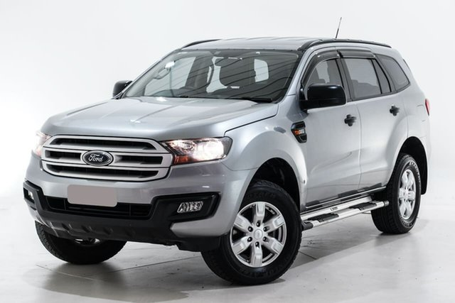 Used Ford Everest UA Ambiente Berwick, 2016 Ford Everest UA Ambiente Silver 6 Speed Sports Automatic SUV
