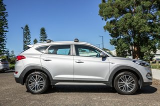 2016 Hyundai Tucson TL MY17 Active X 2WD Platinum Silver 6 Speed Sports Automatic Wagon
