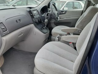 2006 Kia Grand Carnival VQ EX-L Blue Metallic 5 Speed Sports Automatic Wagon