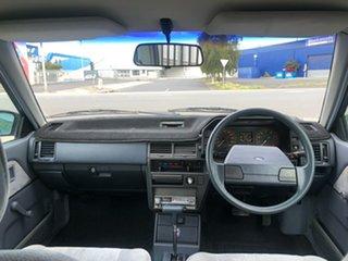 1986 Ford Meteor GC Ghia Blue 3 Speed Automatic Sedan