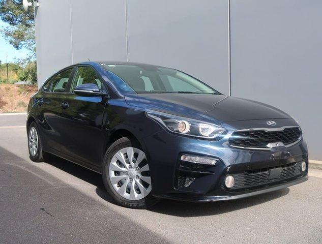 Used Kia Cerato BD MY19 S Reynella, 2018 Kia Cerato BD MY19 S Blue 6 Speed Sports Automatic Hatchback