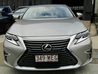 2016 Lexus ES GSV60R ES350 Sports Luxury Silver 6 Speed Sports Automatic Sedan