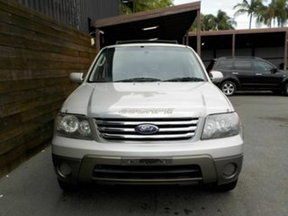 2007 Ford Escape ZC XLS Gold 4 Speed Automatic SUV.