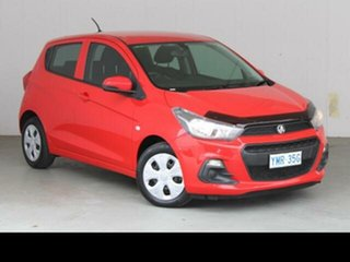 2018 Holden Spark MP MY18 LS (5Yr) Continuous Variable Hatchback.