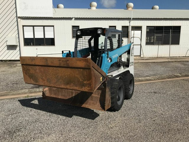Used Winnellie, 2016 Toyota Skid Steer Loader 30-5sdk8